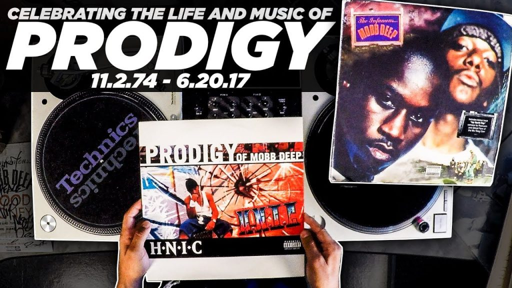 LIFE: Celebrating The Life And Music of Prodigy #WaxOnly