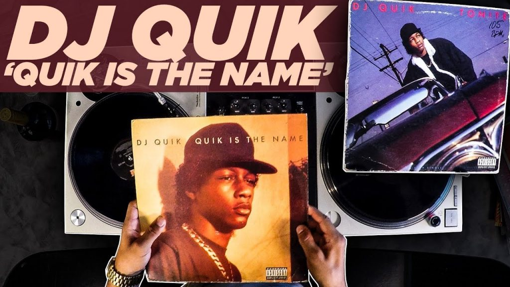 LIFE: Discover Classic Samples On Dj Quik's 'Quik Is The Name'