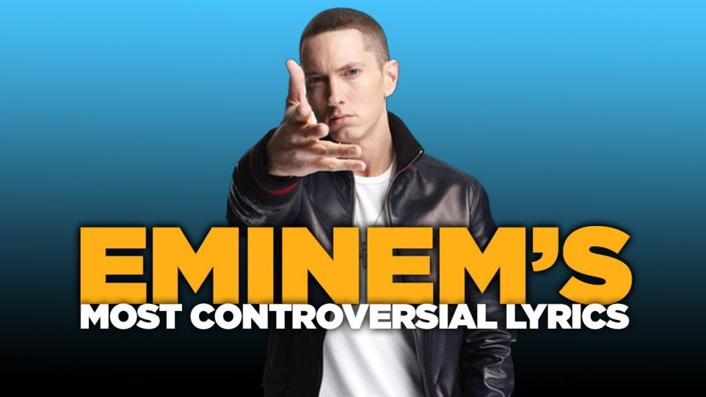 LIFE: Eminem's Most Controversial Lyrics