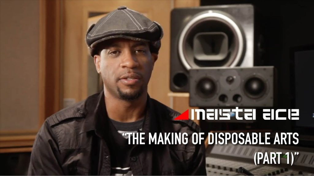 LIFE: Masta Ace - The Making Of Disposable Arts Trailer (Part 1)