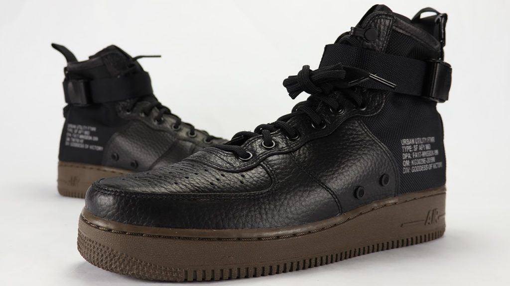STYLE: Nike SF AF1 Mid Hazel Review + On Feet
