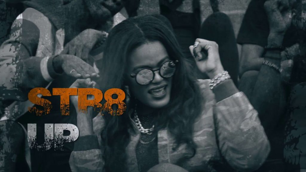 MUSIC: PHLOW :  STR8 UP (Official Video)