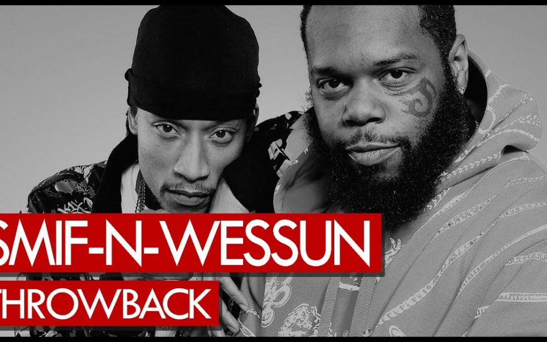 BARS: Smif-N-Wessun freestyle never heard before exclusive from 1995