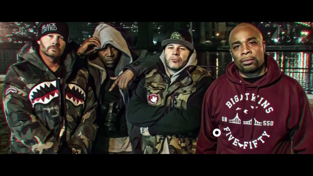 MUSIC: Snowgoons - It's A Queens Thing ft Big Twins & God Pt. 3 (Infamous Mobb) Cutz by Danetic