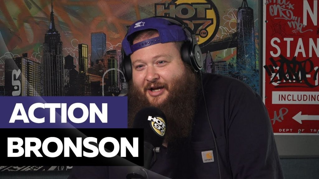 LIFE: Action Bronson On Running From Bears, Feeding Sade & Opens Up On Prodigy