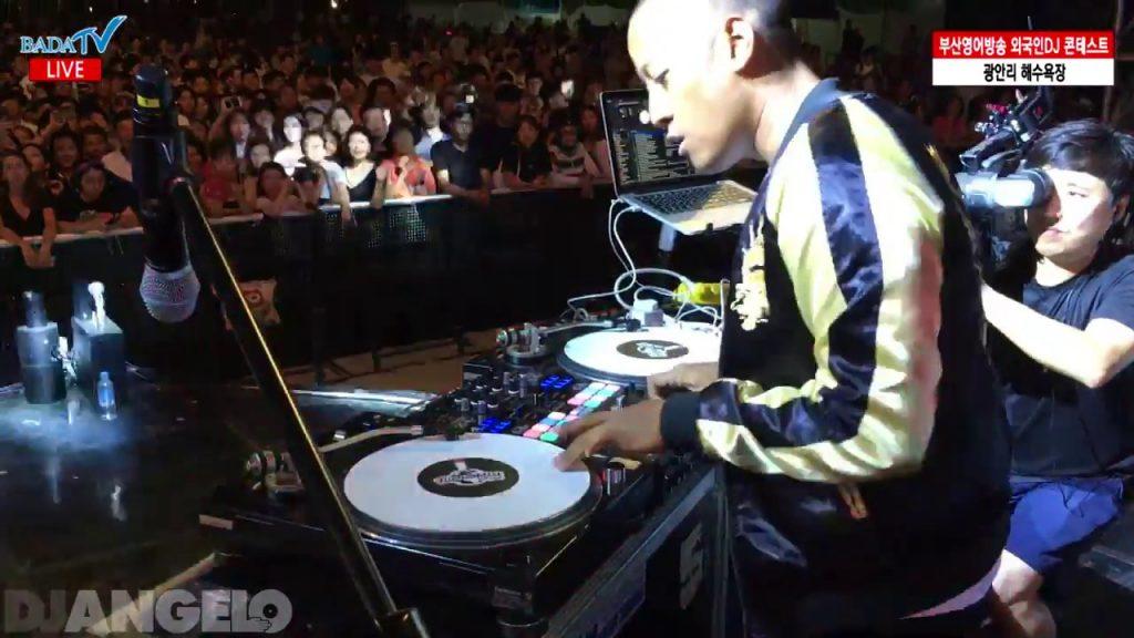 LIFE: DJ ANGELO - Bangin' Beats in Busan!
