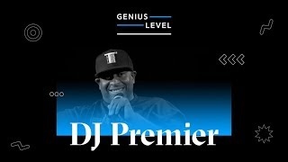 LIFE: DJ Premier Breaks Down His Classics With Nas, JAY-Z, Biggie & Gang Starr | Genius Level