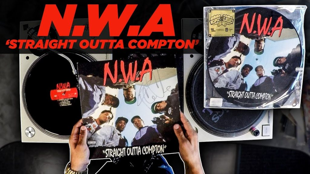 LIFE: Discover Classic Samples On N.W.A's 'Straight Outta Compton'