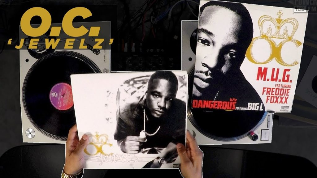 LIFE: Discover Classic Samples On O.C.'s 'JEWELZ'