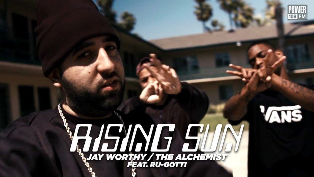 MUSIC: Jay Worthy Feat. Ru-Gotti 'Rising Sun' (Prod. The Alchemist) - Power 106 Exclusive Premiere