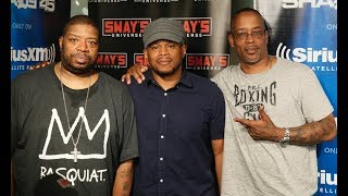 LIFE: PT. 2 Diamond D and Sadat X on How to Stay Current + Importance of Inspiring Youth
