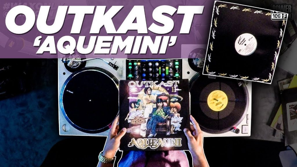 LIFE: Discover Classic Samples On Outkast 'Aquemini'
