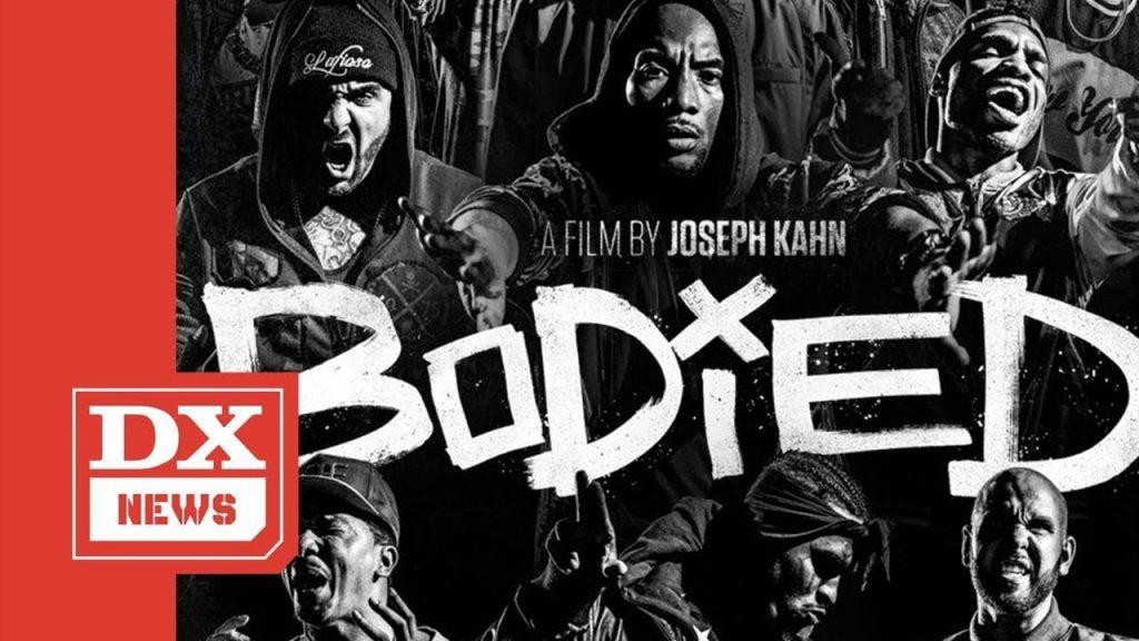 "LIFE: Eminem Preps World For ""Bodied"" Premiere"