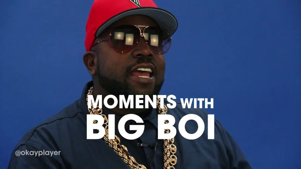 LIFE: Moments With: Big Boi