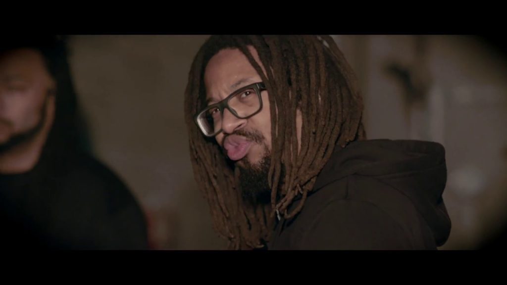 MUSIC: Mr. Lif & Akrobatik (The Perceptionists) - Dirty Drumz | (Official Music Video)