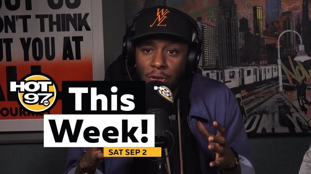 LIFE: Yasiin Bey (Mos Def) gives his opinion, Master P vs. Kevin Hart on HOT97 This Week!