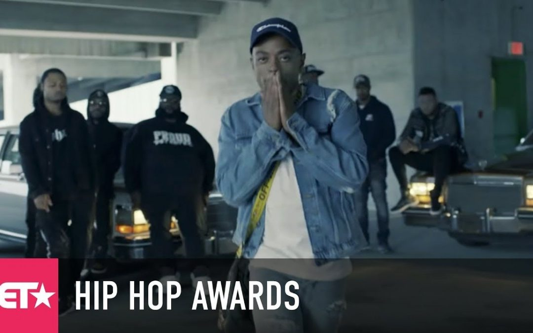BARS: 2017 BET Hip Hop Awards Digital Cypher Featured Griselda AND Shady Records