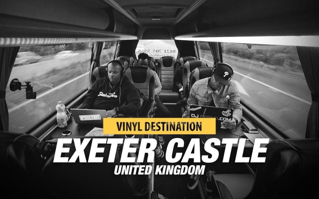 LIFE: DJ Jazzy Jeff – Vinyl Destination World Tour 2017 – Exeter Castle