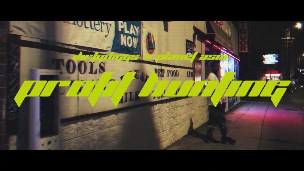 MUSIC: DirtyDiggs x Planet Asia - Profit Hunting (video)