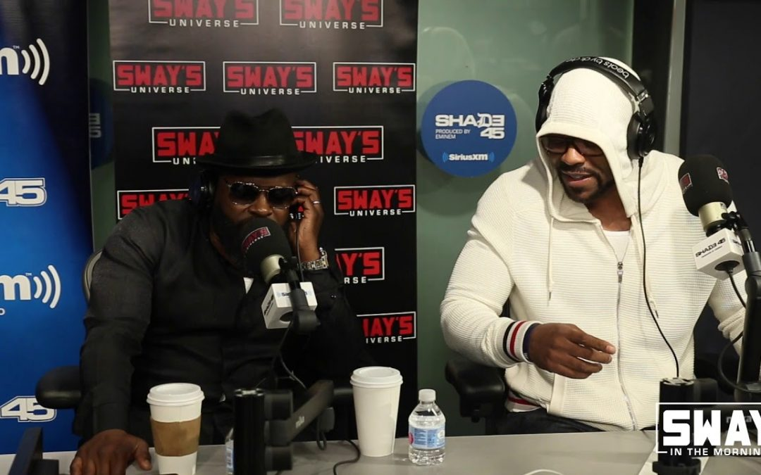 LIFE: Method Man & Black Thought Cypher on Sway in The Morning
