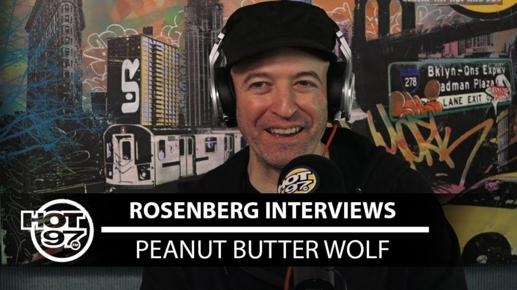LIFE: Peanut Butter Wolf talks Dilla, Doom, and Madlib with Rosenberg