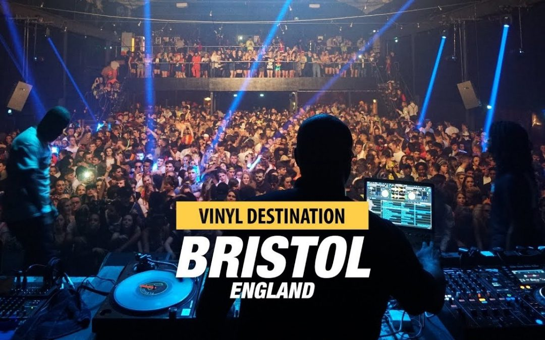 LIFE: DJ Jazzy Jeff – Vinyl Destination World Tour 2017 – BRISTOL, ENGLAND