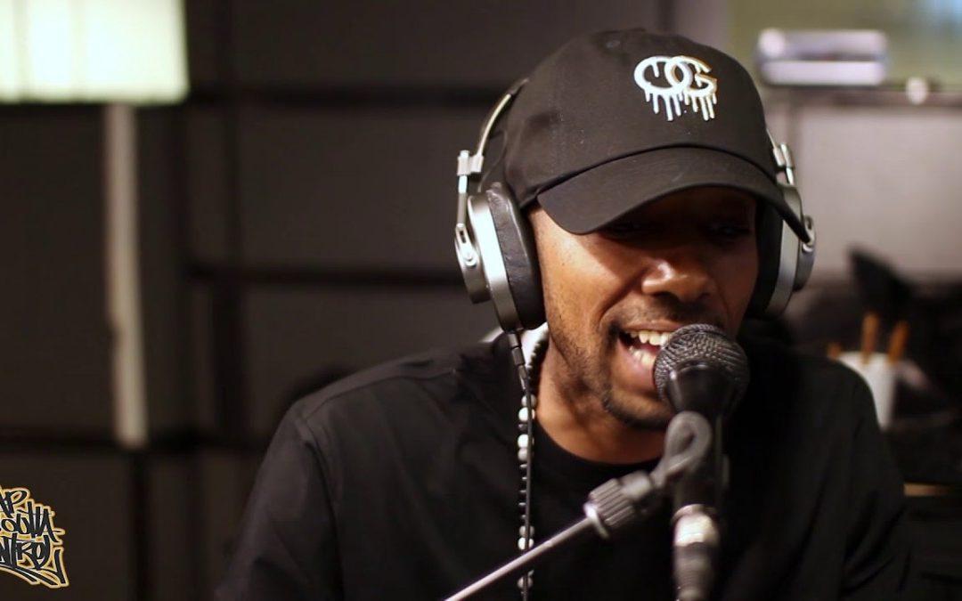 BARS: Masta Killa (Wu-Tang Clan) & Ruste Juxx | Freestyle | Rap Is Outta Control
