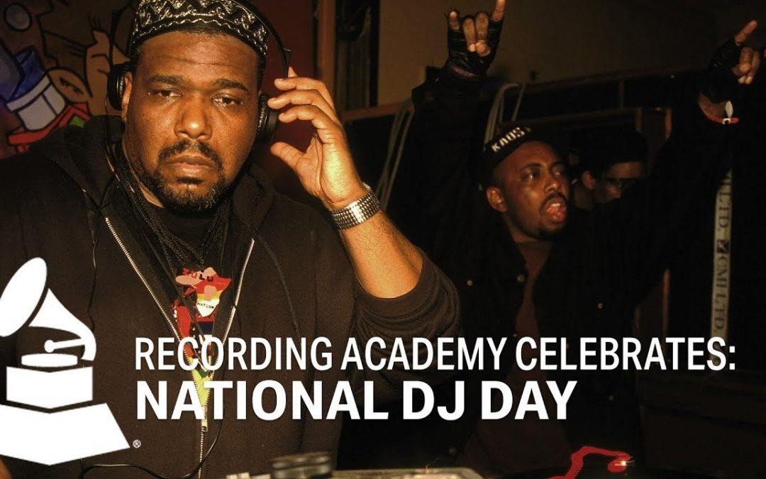 LIFE: National DJ Day   Recording Academy Celebrates