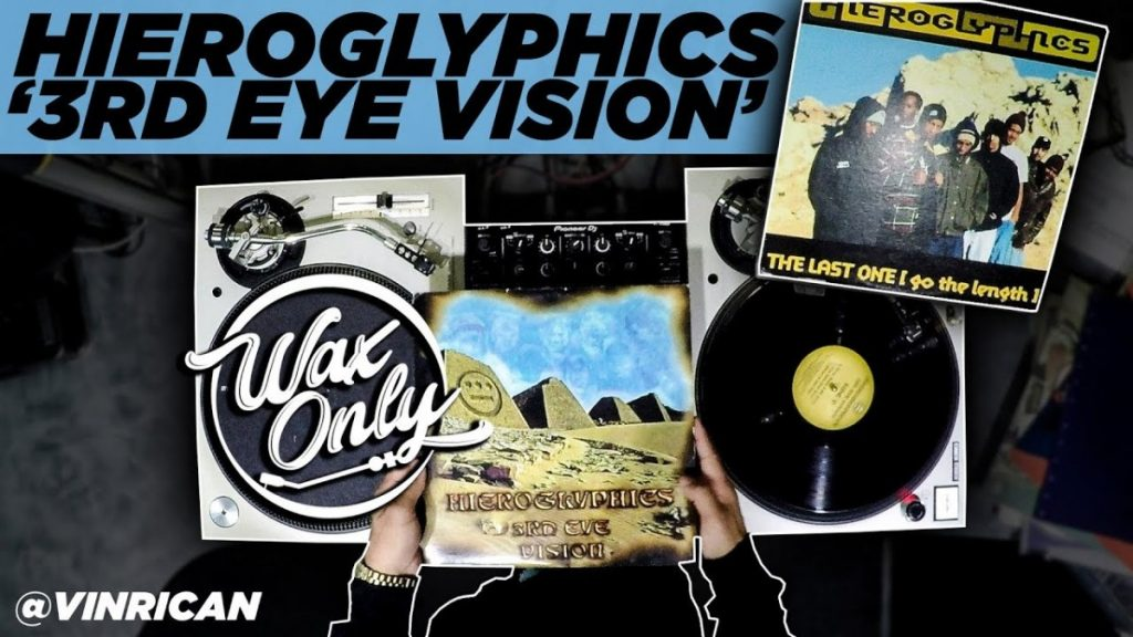 LIFE: Discover Samples On Hieroglyphics '3rd Eye Vision' #WaxOnly