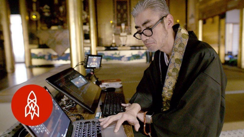 LIFE: Japan's DJ Monk Spins the Holiest Beats
