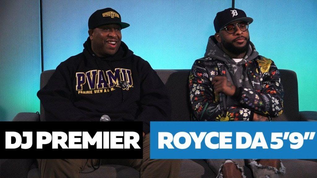 LIFE: PRhyme On Hip Hop's Next Generation + Royce 5'9 Breaks Down 'Black History'