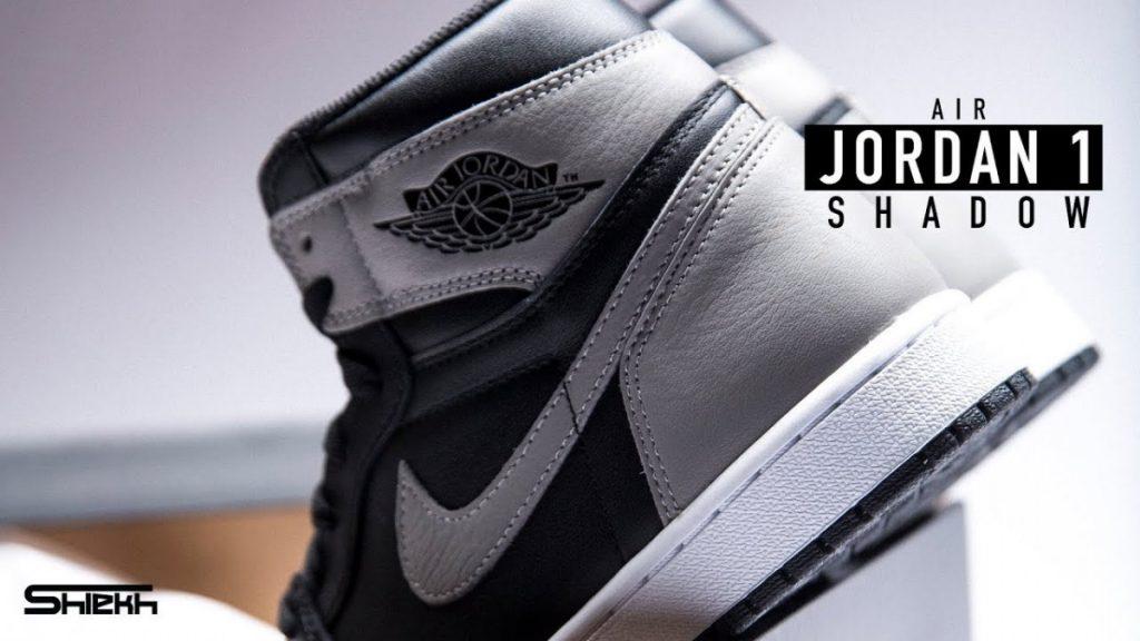 STYLE: FIRST LOOK: Air Jordan 1 'Shadow'