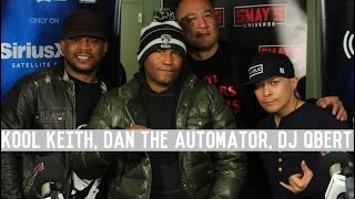 LIFE: Kool Keith, DJ QBert and Dan The Automator Debate Old and New Rap + Talk Dr. Octagon