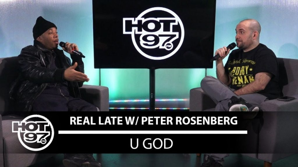 LIFE: U-God Talks to Rosenberg about personal tragedy, best Wu Tang album, and more