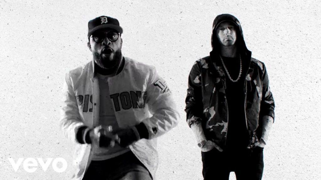 "MUSIC: Royce da 5'9"" - Caterpillar ft. Eminem, King Green"