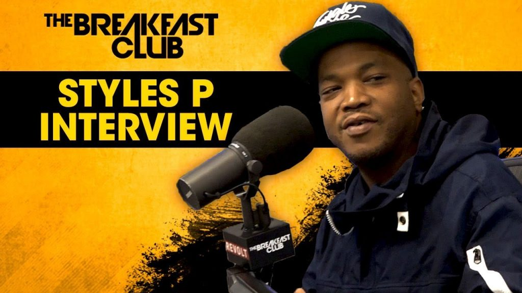 LIFE: Styles P On The Need For Competition In Hip-Hop, His New Album, Life Balances + More
