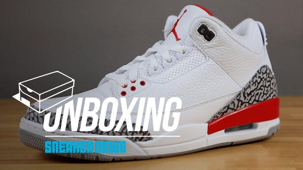 "STYLE: Unboxing The Air Jordan 3 ""Katrina"""