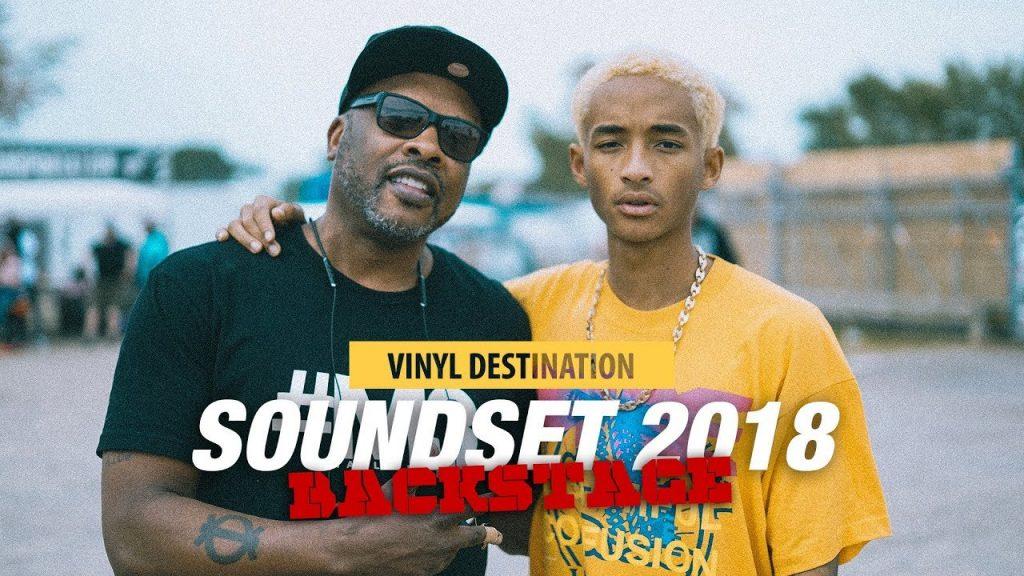 LIFE: Backstage at Soundset 2018 with DJ Jazzy Jeff
