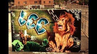 "ART: Beyond the Streets Presents: LEE Quinones Recreates ""The Lion's Den"""