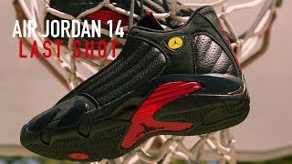 STYLE: FIRST LOOK: Air Jordan 14 'Last Shot' | SHIEKH