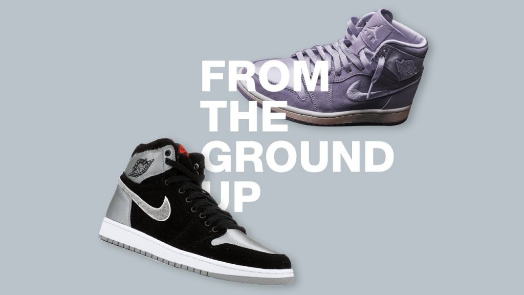 STYLE: From the Ground Up - Women in Sneakers