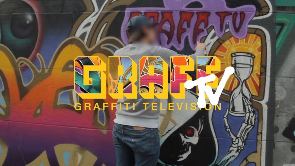 ART: GRAFFITI TV: PAKO