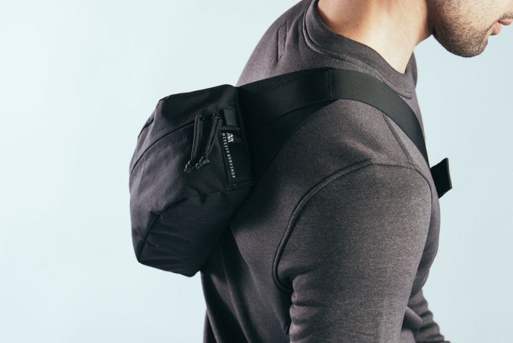 STYLE: Mission Workshop Axis Modular Waist Pack