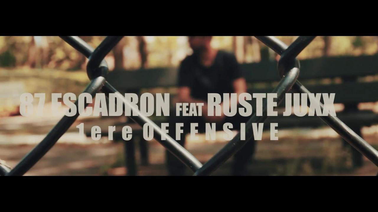 MUSIC: 87 Escadron – 1 Ere Offensive Ft. Ruste Juxx