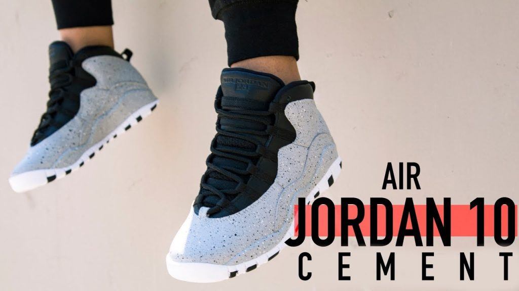 STYLE: FIRST LOOK: Air Jordan 10 'Cement' | SHIEKH