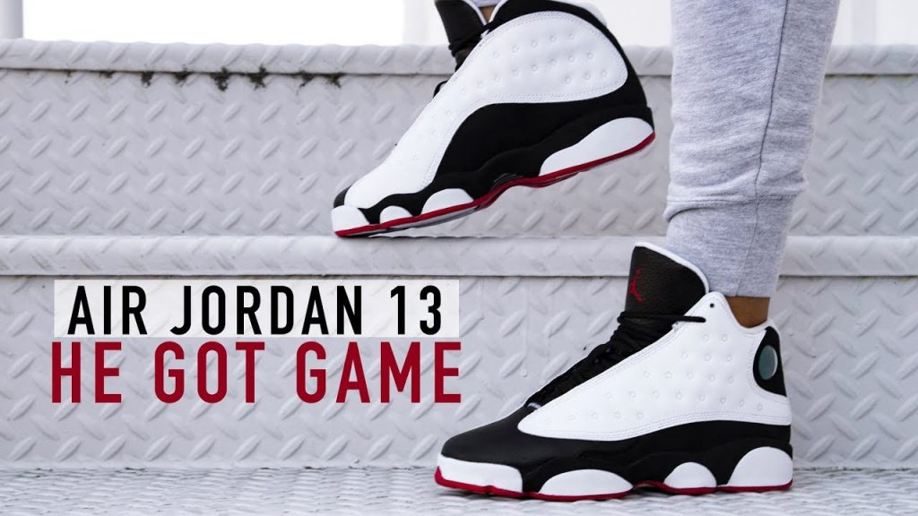 STYLE: FIRST LOOK: Air Jordan 13 'He Got Game' |SHIEKH
