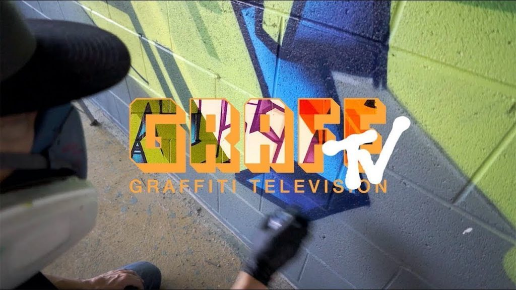 ART: GRAFFITI TV: EMIT