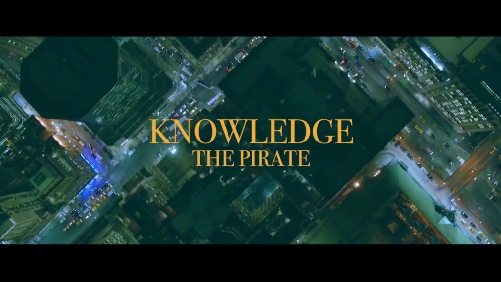"""MUSIC: Knowledge The Pirate """"Wrinkled Feathers"""" (Official Music Video)"""