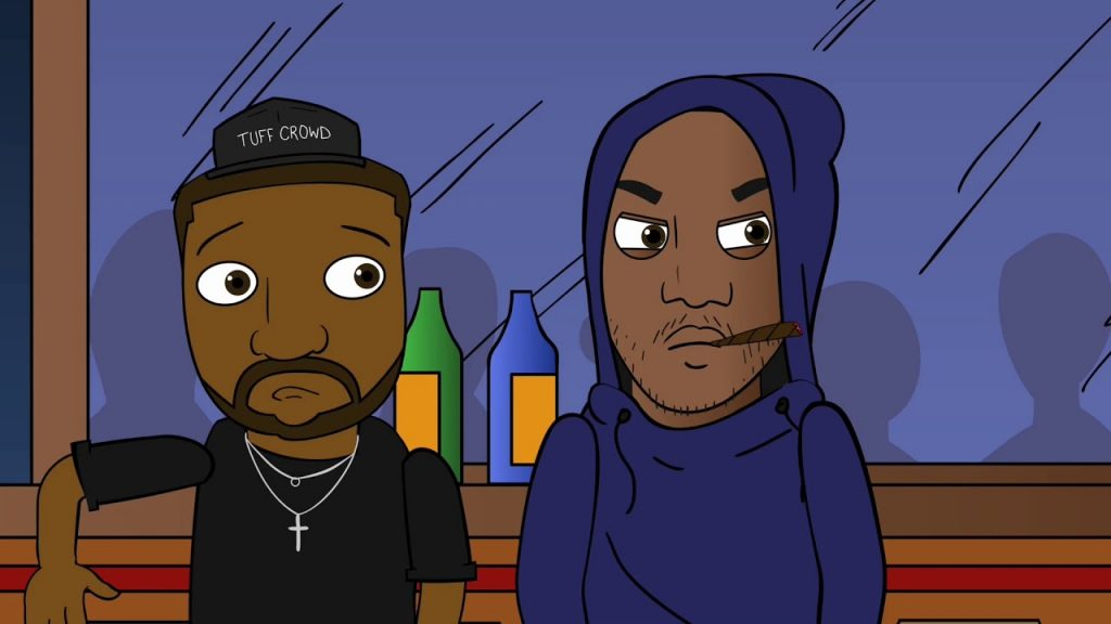 LIFE: Styles P | The Joe Budden Podcast Cartoon