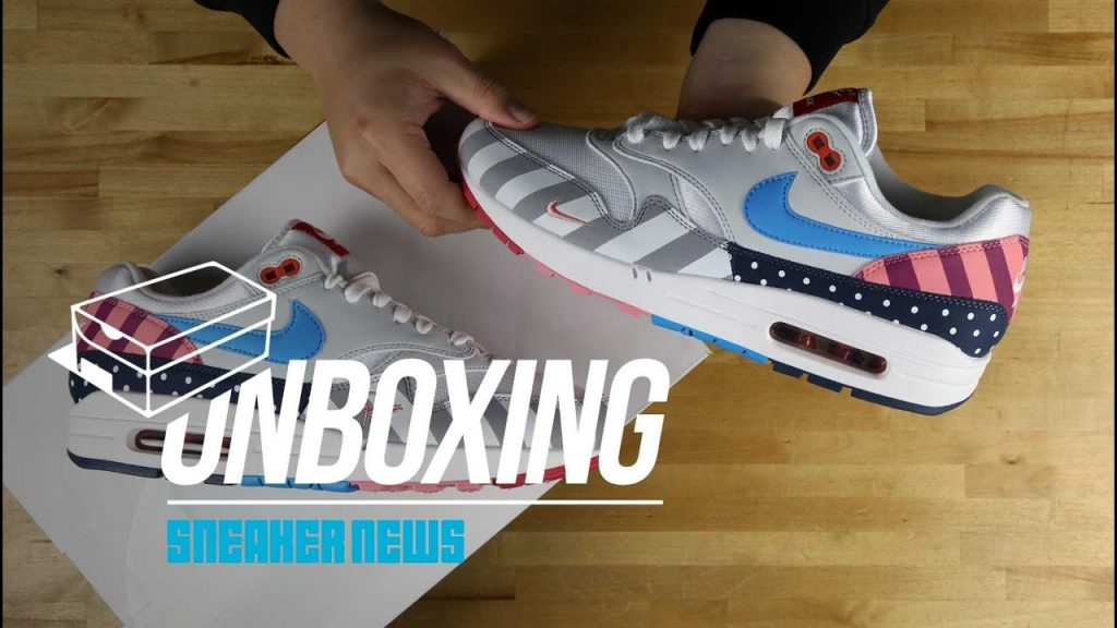 STYLE: Unboxing: Parra x Nike Air Max 1
